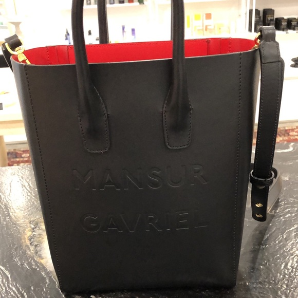Mansur Gabriel logo NS tote